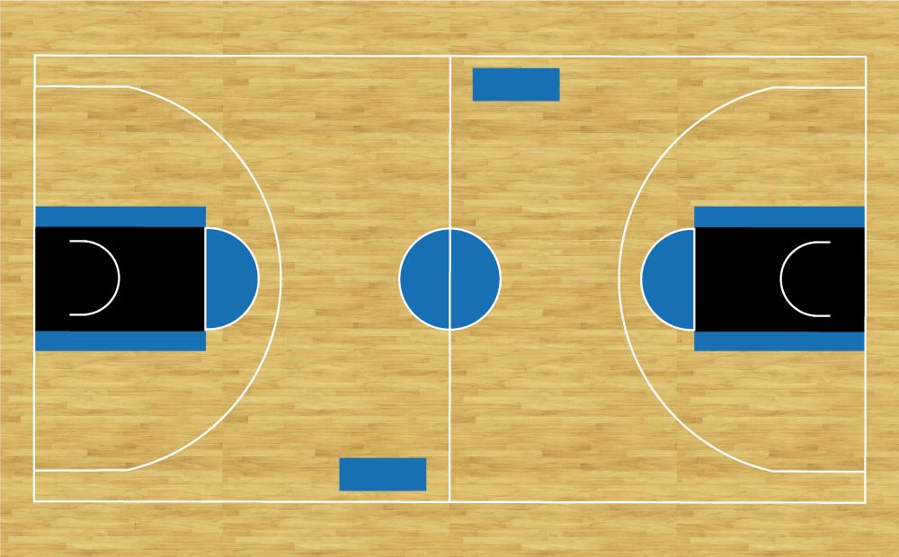 tarifs INDNGO adhésif repositionnable pour Basket-ball